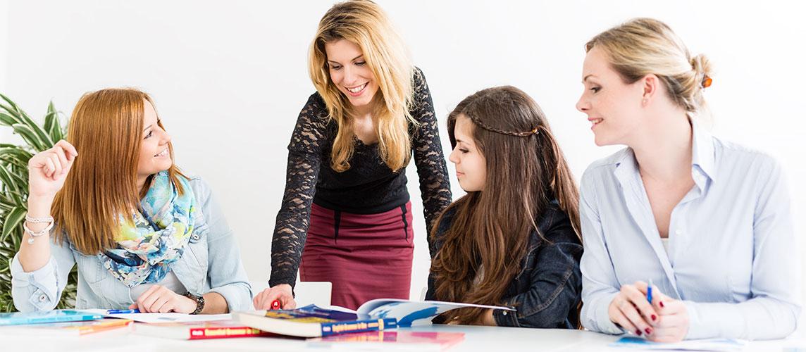 Sprachen lernen macht Spass und bringt Erfolg in Beruf und Weiterbildung